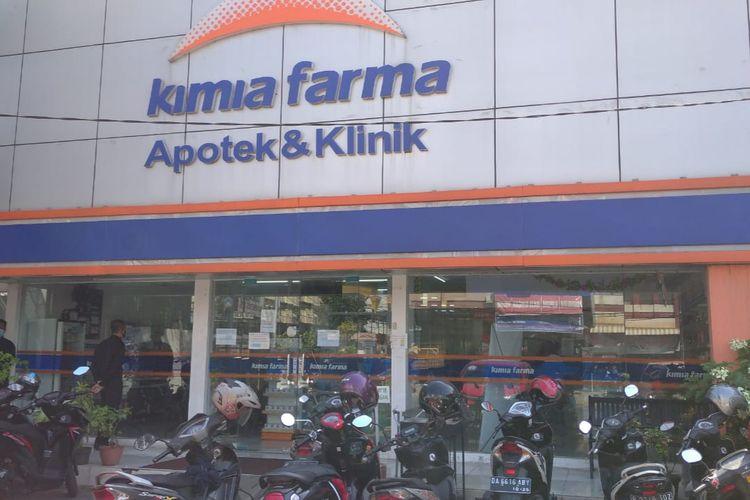 Kimia Farma Citarum Kota Semarang