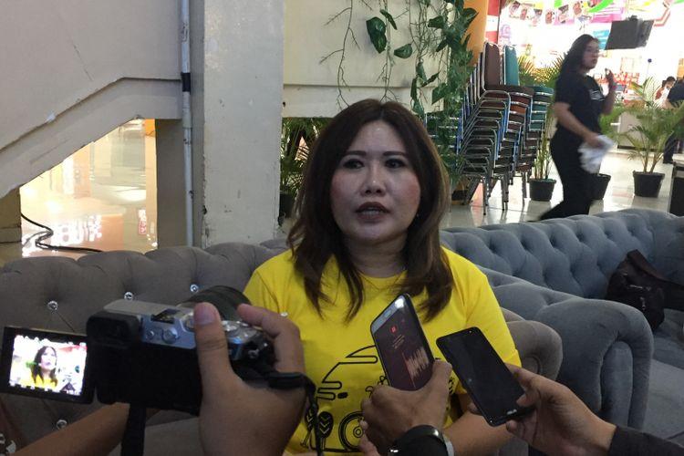 ITC Division Head Christine N Tanjungan