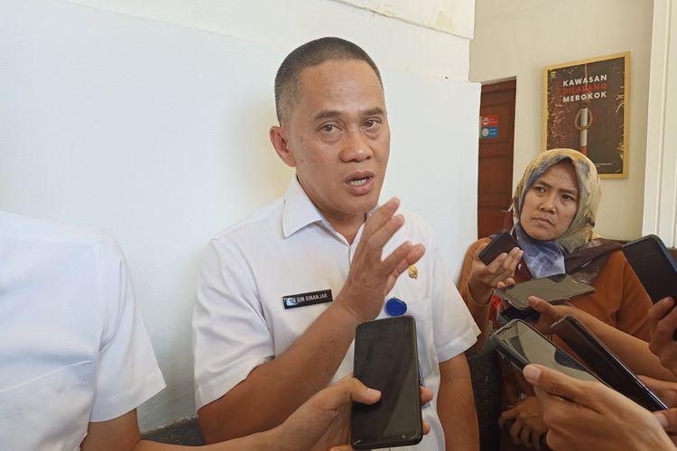 Kepala Dinas Pangan dan Pertanian (Dispangtan) Kota Bandung, Gingin Ginanjar