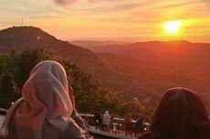 Millenial Coffee & View di Watu Amben Jogja, Ngopi Ditemani Sunset Memesona