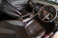 Doping Sporty Interior Honda Civic Hatchback RS