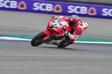 Gantikan Dimas Ekky, Andi Gilang Finis Posisi 24 Moto2 Misano