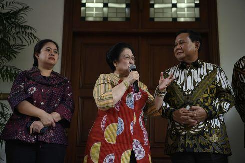 Nasi Goreng Pemersatu Megawati-Prabowo dan Kerja Sama Politik Gerindra-Pemerintah...