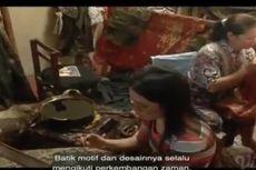 "Rangkuman ""Desain Batik Sesuai Zaman"" Belajar dari TVRI"