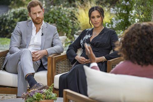 Biaya Wawancara Pangeran Harry dan Meghan Markle Capai Ratusan Miliar