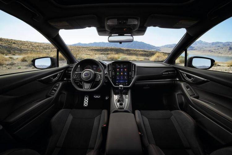 Kabin Subaru WRX 2022
