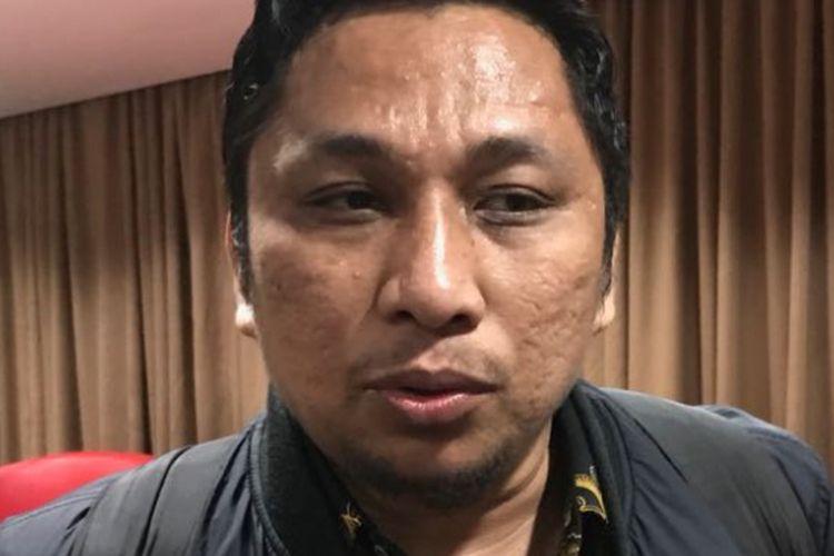 Direktur Pusat Studi Konstitusi Universitas Andalas Ferry Amsyari