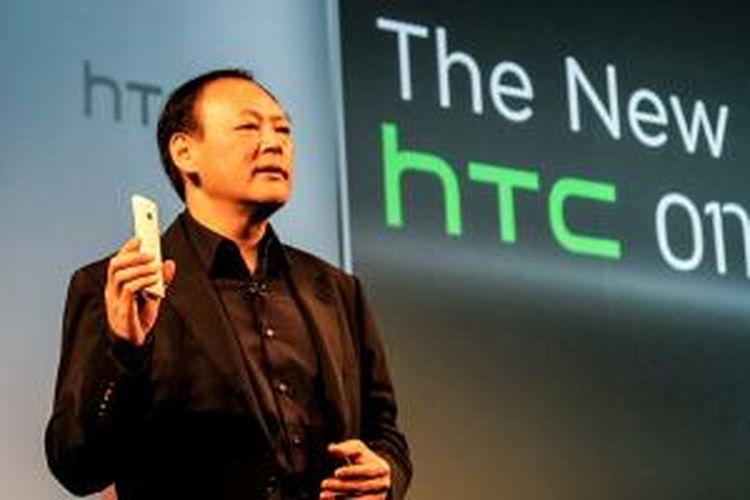 CEO HTC, Peter Chou