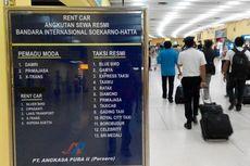 AP II Akui Masyarakat Tak Puas dengan Fasilitas Bandara Soekarno-Hatta