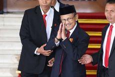BJ Habibie: Hindari Perpecahan Jelang Pengumuman Hasil Pemilu 2019