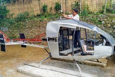 Cerita di Balik Helikopter Gardes JN 77 GM, Dirakit Buruh Bengkel hingga Sudah Habis Rp 30 Juta