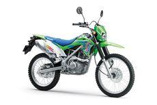 Kawasaki KLX 150L Lahir Kembali Pakai Nuansa Retro