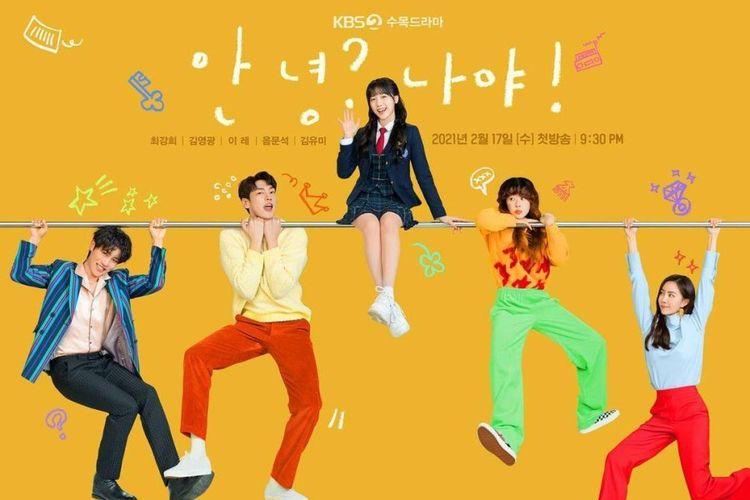 Sinopsis Hello, Me!, Pertemuan Choi Kang Hee dengan Versi Muda Dirinya  Halaman all - Kompas.com