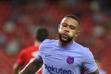 Kekecewaan Memphis Walau Berhasil Jadi Penyelamat Barcelona