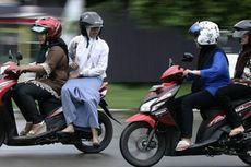 Dear Ladies, Pahami Bahaya Bonceng Hadap Samping