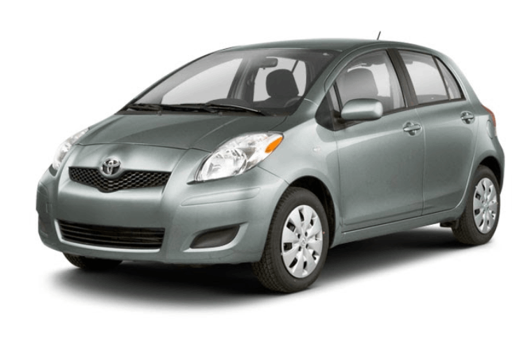 Yaris Bakpao sebagai generasi pertama Toyota Yaris di Indonesia