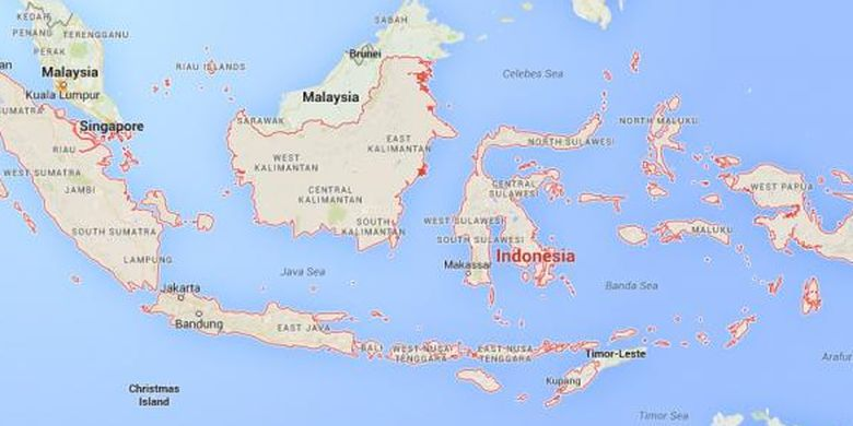 Pembagian Waktu Di Indonesia Wib Wita Dan Wit Halaman All Kompas Com