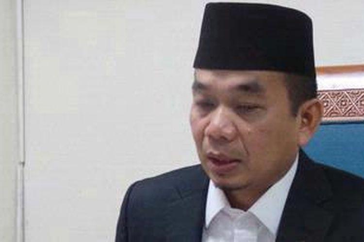 Anggota Majelis Syuro Partai Keadilan Sejahtera Jazuli Juwaini