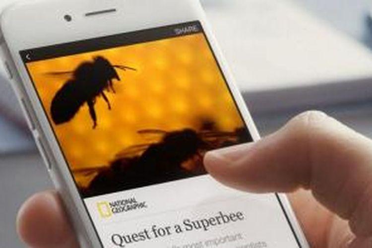 Facebook dan Twitter bikin eksistensi situs media terancam