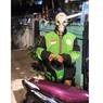 Viral Driver Ojol Pakai Masker Gas karena Takut Terkena Virus Corona
