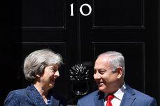Temui Netanyahu, PM Inggris Prihatin atas Korban Warga Palestina di Gaza