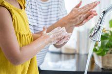 Cegah Stunting, Ini Manfaat Baik dari Kebiasaan Mencuci Tangan Pakai Sabun