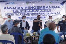 Pupuk Indonesia Tingkatkan Produktivitas Petani Bangka Belitung Melalui Program Makmur