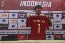 Korban Keganasan Shin Tae-Yong Sebelum Latih Timnas Indonesia