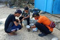 Ratusan Wisatawan Pantai Gunungkidul Tersengat Ubur-ubur