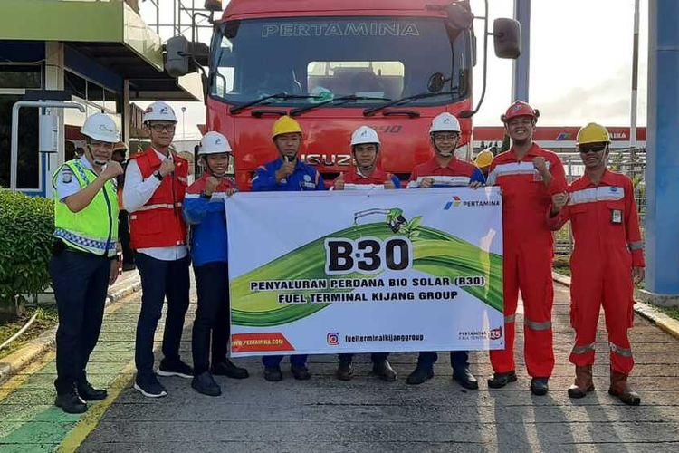 Di Kepri Biodisel B30 bisa didapat di 14 SPBU, 1 SPBUN (nelayan) dan 12 APMS (SPBU Kecil) yang berada di Kota Batam, Bintan, Lingga dan Karimun serta di Tanjung Pinang.