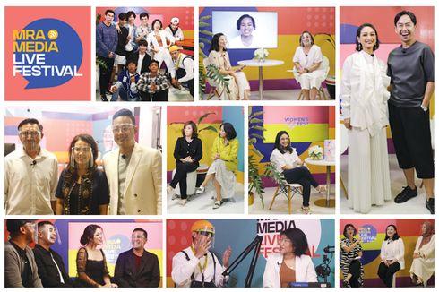Sambut 2021 dengan Harapan, MRA Media Selenggarakan MRA Live Media Festival