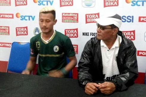 Fredy Mulli Minta Maaf PSS Gagal Kalahkan Persegres