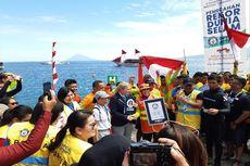 Pecahkan Rekor Dunia Penyelam Terpanjang, WASI Kampanye Jaga Laut