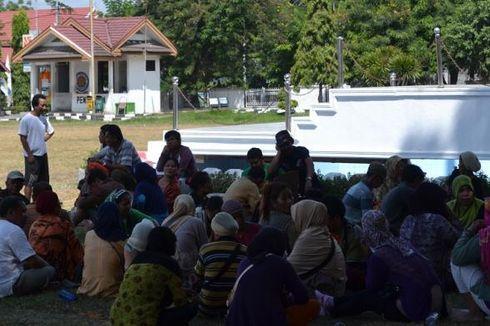Lapak Digusur, Pedagang Mengadu ke Wali Kota Palu