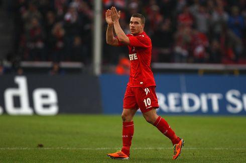 Kisah Lukas Podolski, Pemain Kaki Kidal dari Cologne