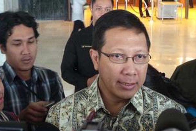 Wakil Ketua MPR RI Lukman Hakim Syaifuddin