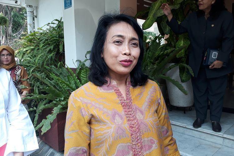 Menteri PPPA I Gusti Ayu Bintang Darmavati