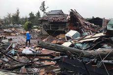 Dampak Terjangan Topan Hagibis di Jepang, 11 Orang Tewas dan Belasan Hilang