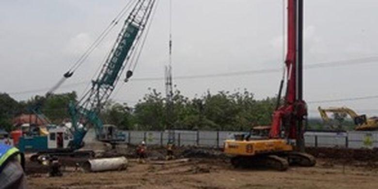 Pembangunan Tol Kertajati