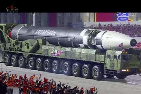 Bermaksud Tantang Biden, Korea Utara Uji Coba Rudalnya
