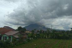 Fakta Terkini Gunung Sinabung Luncurkan Awan Panas, Terjadi 6 Kali, Status Siaga