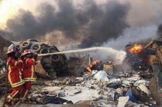 Kemlu Sebut Seorang WNI Luka Ringan Akibat Ledakan di Beirut
