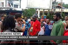 Kapolda Papua Barat Dukung Warga Manokwari Suarakan Aspirasi, tapi...
