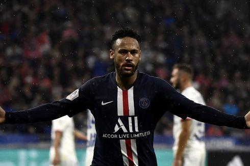 Lyon Vs PSG, Neymar Kembali Menjadi Pahlawan Les Parisiens
