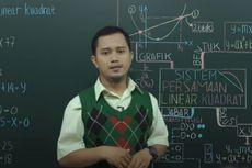 Persamaan Linier Kuadrat, Jawaban Soal TVRI SMA 4 Agustus 2020