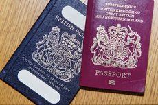 Pasca Brexit, Inggris Ganti Warna Paspor?