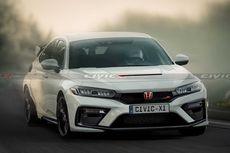 Punya Mesin Hybrid, Tampang Honda Civic Terbaru Jadi Kalem