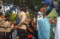Aksi Mahasiswa Tuntut Perppu KPK, Hanya 2,5 Jam dan Tak Bisa Sampai ke Depan Istana