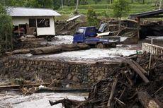 Korban Banjir Bandang di Mitra Masih Terus Dicari