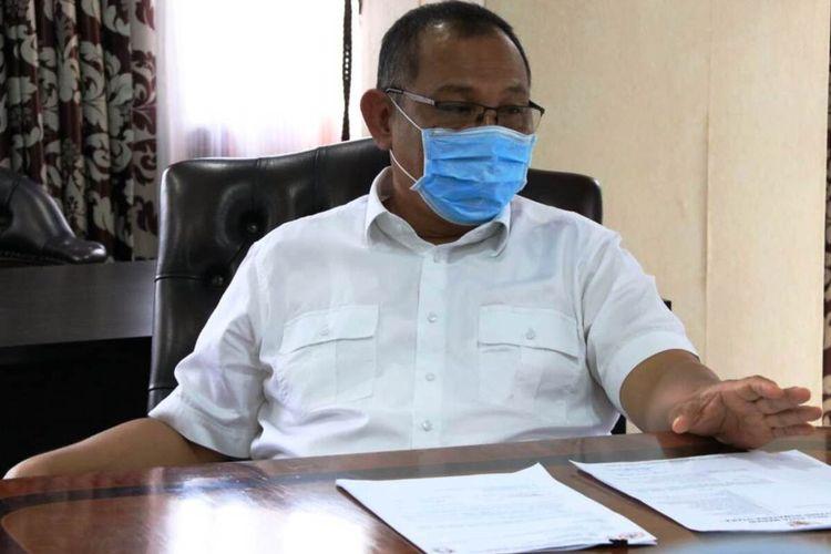 Plt Wali Kota Medan Akhyar Nasution diusulkan menjadi wali kota defenitif oleh DPRD Medan pada Selasa (26/1/2021)